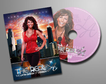 DVD Cover and Disk